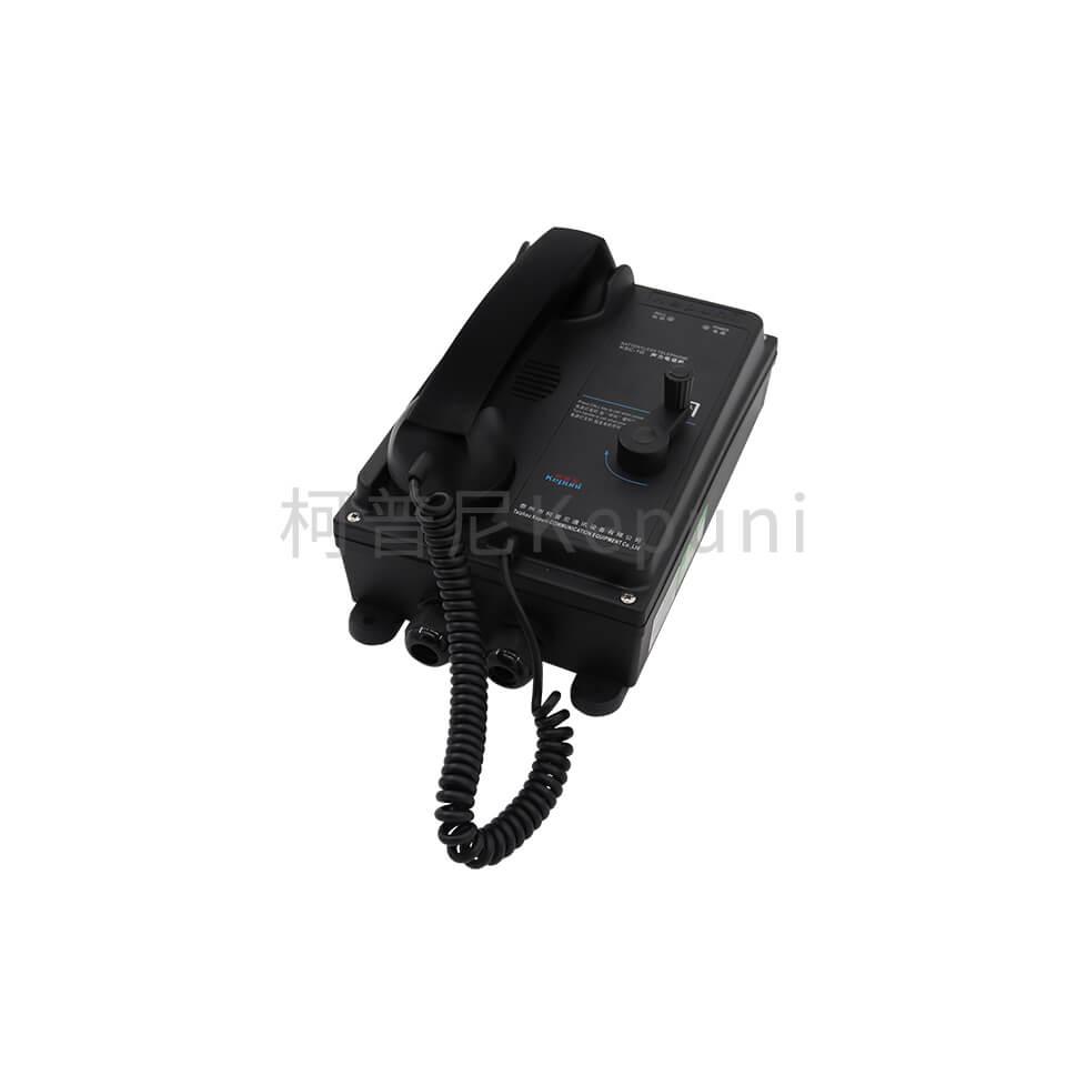 KSC-1G壁式直通声力电话机