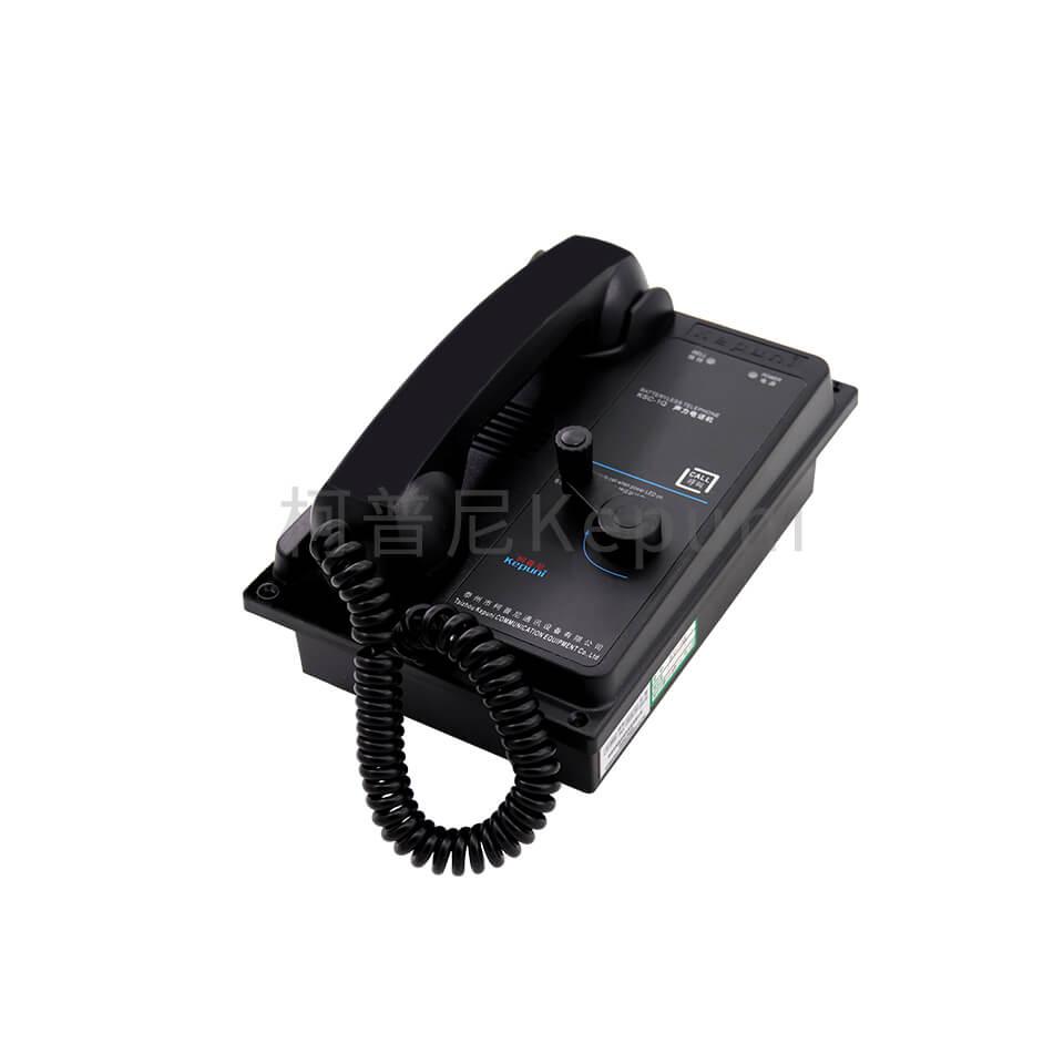 KSC-1Q嵌式直通声力电话机